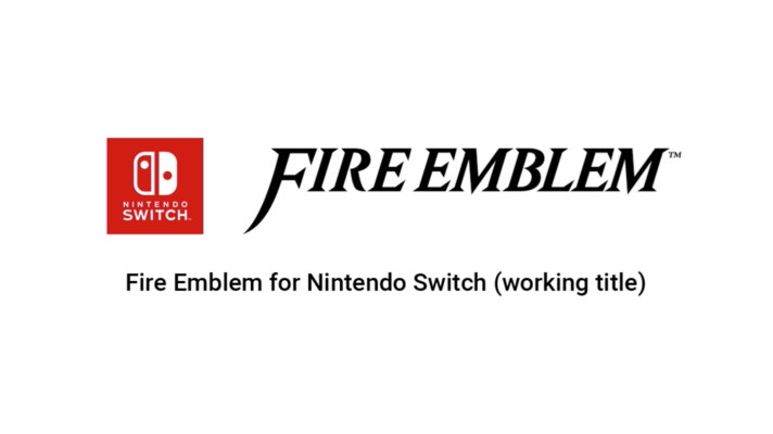 A brand new Fire Emblem game is coming to Switch in 2018