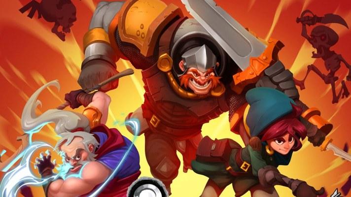 Has-Been Heroes updated, makes game slightly easier