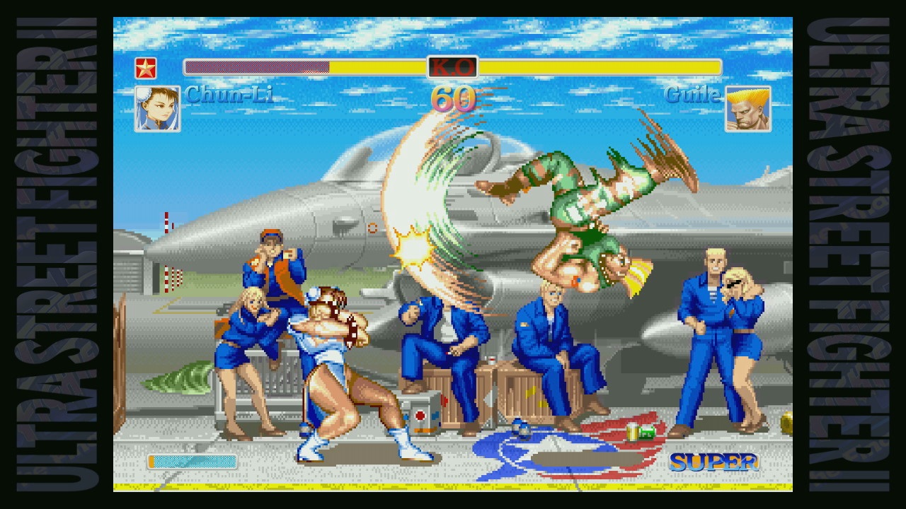 Nintendo Is Distributing Ultra Street Fighter Ii The Final