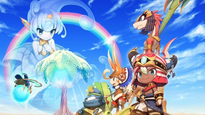 Ever Oasis release set for June 24
