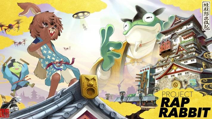 Project Rap Rabbit shows prototype gameplay as deadline nears