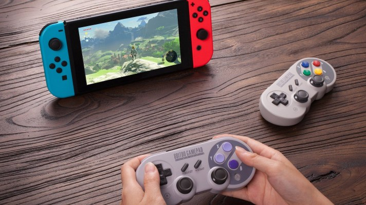 8BitDo Announces Two New Controllers compatible with Switch