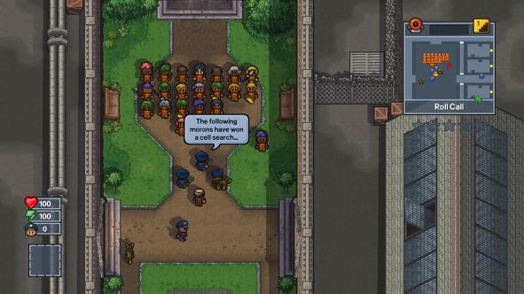 TheEscapists2_RollCall