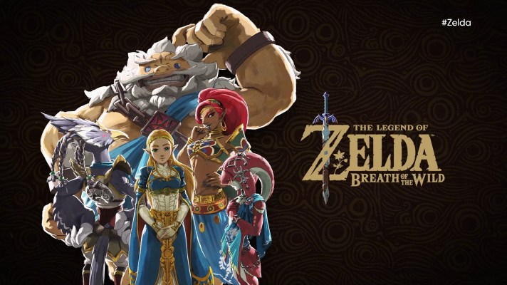 The Legend of Zelda: Breath of the Wild DLC Detailed With New Champion amiibo