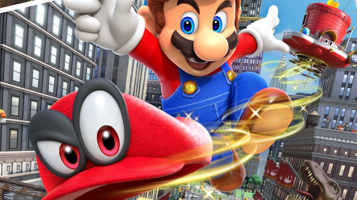 E3 2017 – Hands on with Super Mario Odyssey