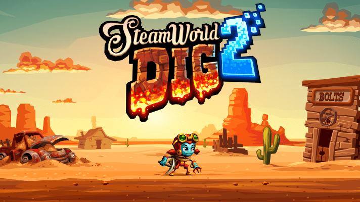 SteamWorld Dig 2 digs up an update