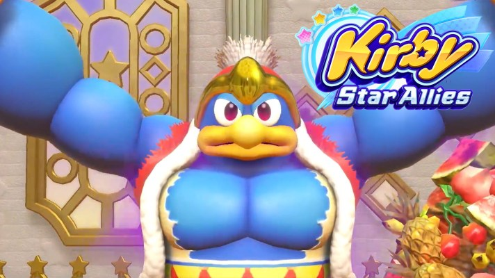 Kirby Star Allies launching on Switch in Autumn 2018