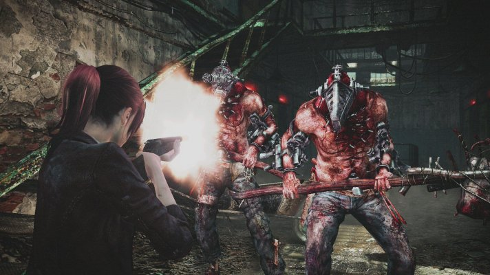 Resident Evil Revelations 1+ 2 dated for November 28th, motion controls included
