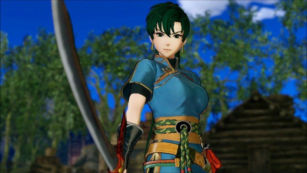 Fire Emblem Warriors - Lyn