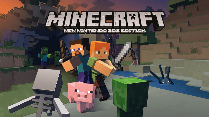 Minecraft for New 3DS won't be getting the Better Together update