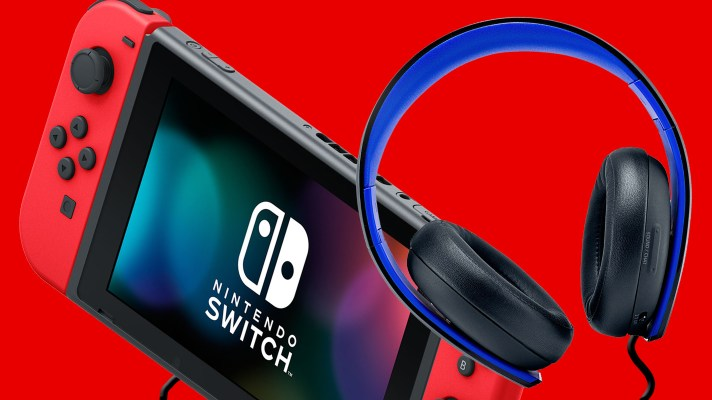 Some USB headsets now work with the Nintendo Switch