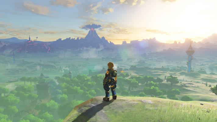 New Breath of the Wild update adds Xenoblade Chronicles 2 quest and Champions amiibo support