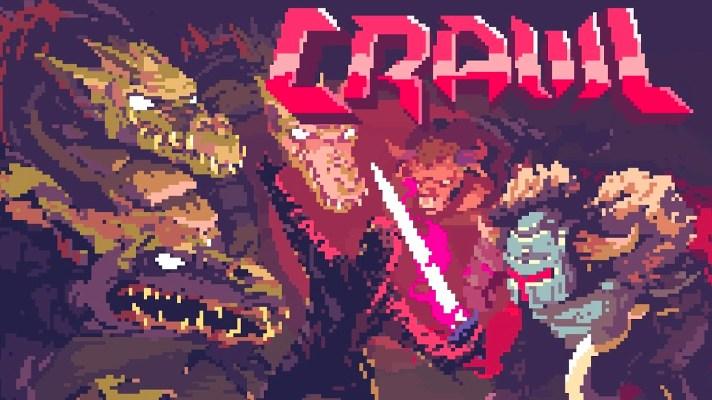 Crawl (Switch eShop) Review