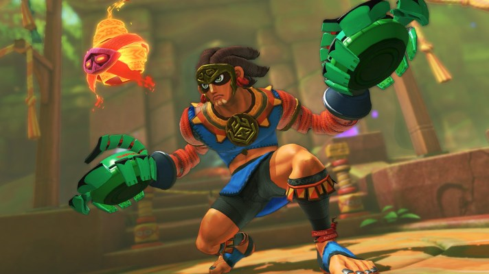 ARMS Ver 4.0 brings new fighter Misango and stage