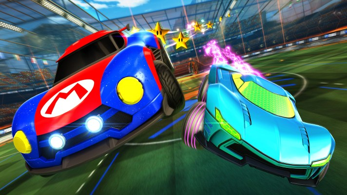 The next Rocket League update adds video capture, bumps resolution to 1080p