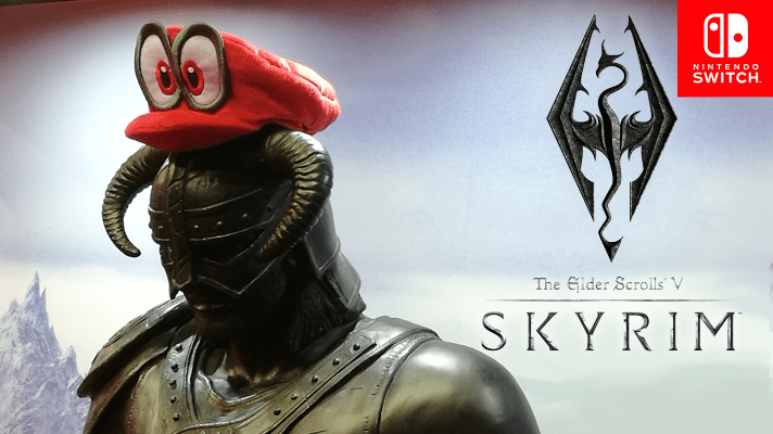 PAX Aus 2017: Skyrim for Switch first impressions