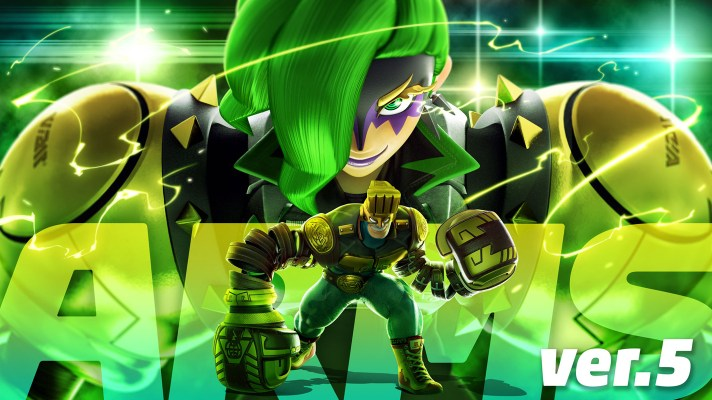 ARMS Version 5.0 the last content update for the game, balance patches to continue