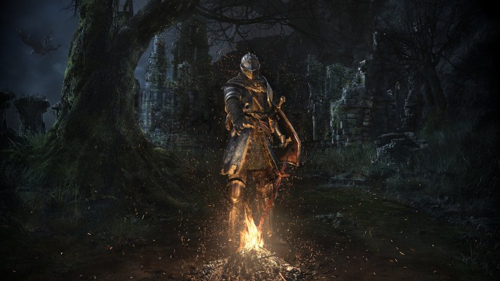 Dark Souls Remastered coming to the Switch this May
