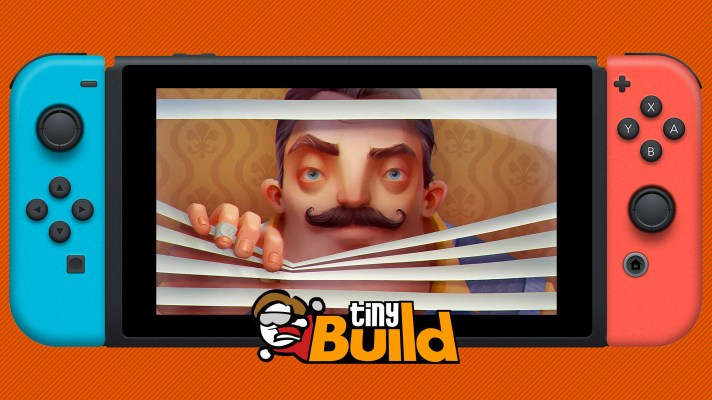 Hello Neighbor and five other tinyBuild games are headed to the Switch in 2018