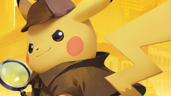 Detective Pikachu (3DS) Review