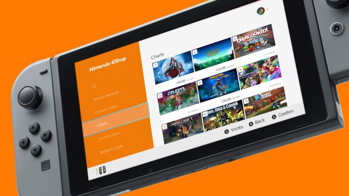 The Nintendo Switch eShop now allows preorders to be cancelled up to seven days before release