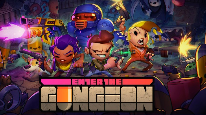 Enter the Gungeon (Switch) Review