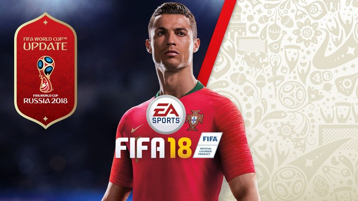 FIFA 18 getting free World Cup update on May 29th