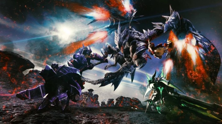 Surprise! Monster Hunter Generations Ultimate is coming to the Switch