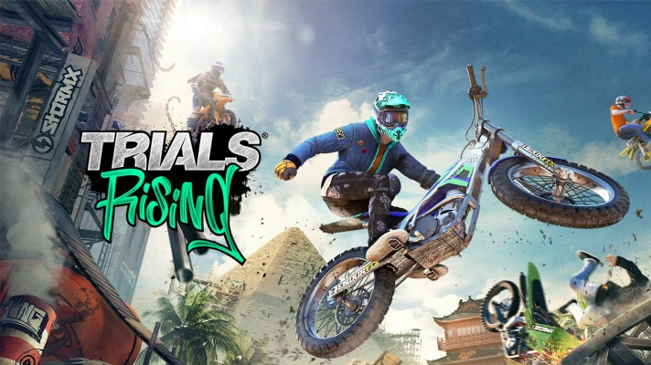 E3 2018: Ubisoft announces Trials Rising for Switch, launching in February