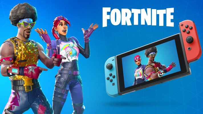 E3 2018: Fortnite drops onto the Switch today