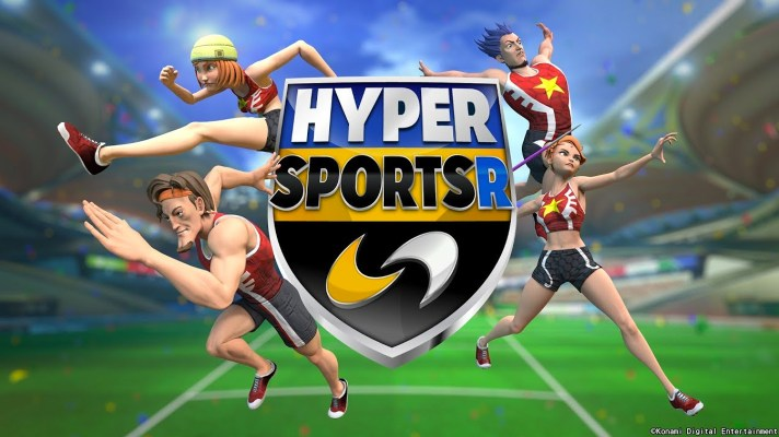 Konami's Hyper Sports R has been cancelled