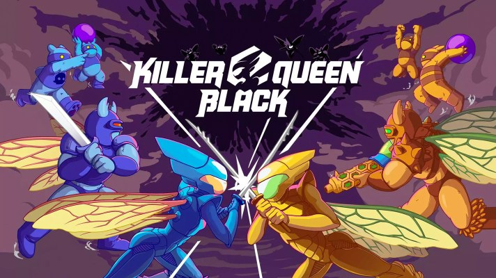 E3 2018: Killer Queen Black announced for Switch