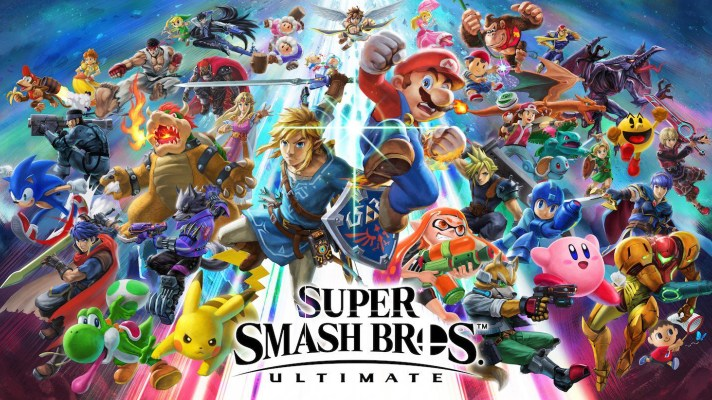 E3 2018: Super Smash Bros. Ultimate features every fighter in Smash history
