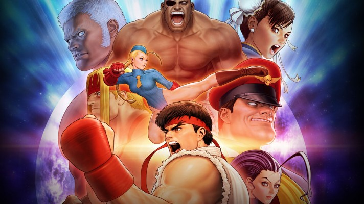 Street Fighter 30th Anniversary Collection (Switch) Review
