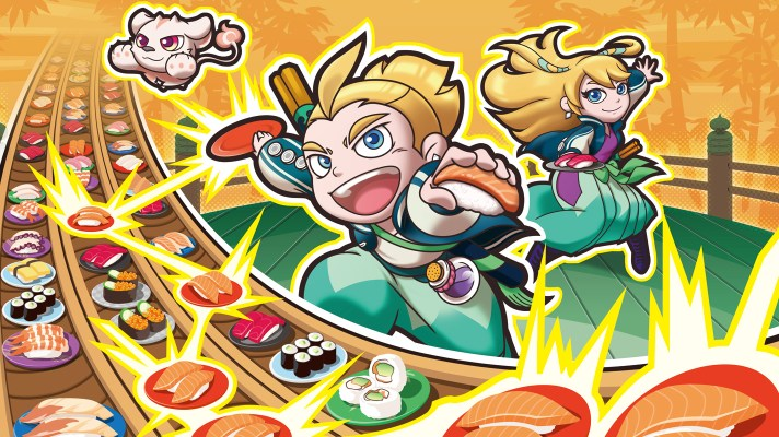 Sushi Striker: The Way of Sushido (Switch) Review