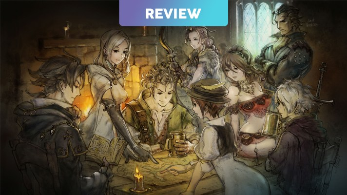 Octopath Traveler (Switch) Review