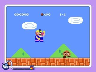 WariowareGOLD_Mario