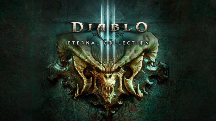 Diablo III: Eternal Collection set for release on November 2nd
