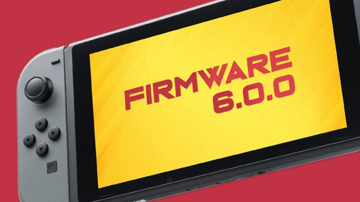 Nintendo Switch Firmware 6.0.0 now available
