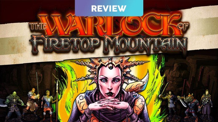 The Warlock of Firetop Mountain (Switch eShop) Review