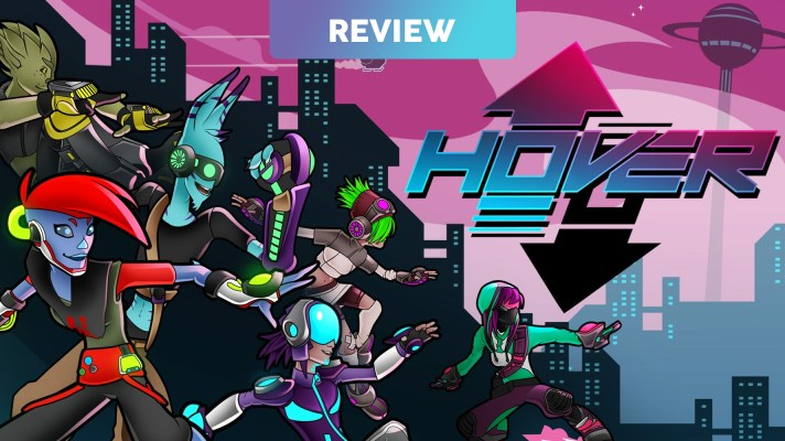 Hover (Switch eShop) Review