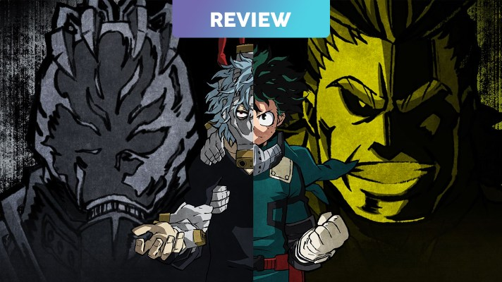 My Hero One's Justice (Switch) Review
