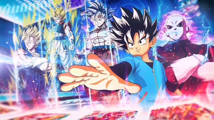 Super Dragon Ball Heroes: World Mission for Switch coming to the West in April