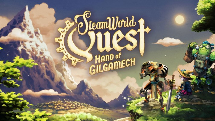 SteamWorld Quest launches first on Switch next month