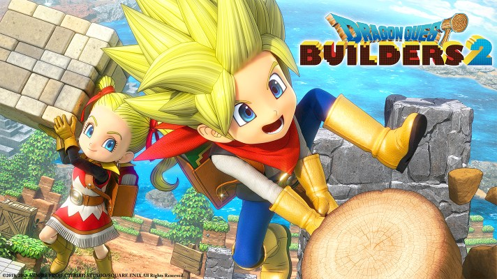 Dragon Quest Builders 2 coming to the West on July 12