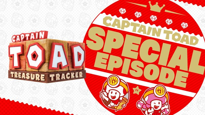 Captain Toad: Treasure Tracker's Special Episode DLC is out now