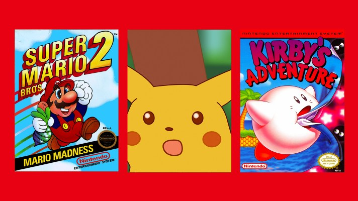 Super Mario Bros. 2 and Kirby's Adventure are your February NES Online titles