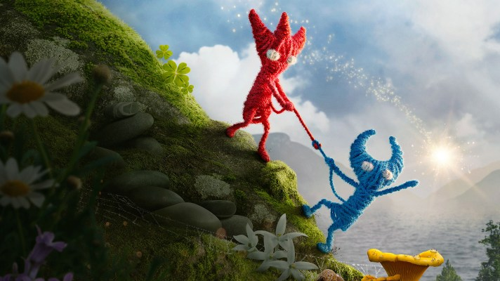 Unravel Two coming to the Switch on March 22nd
