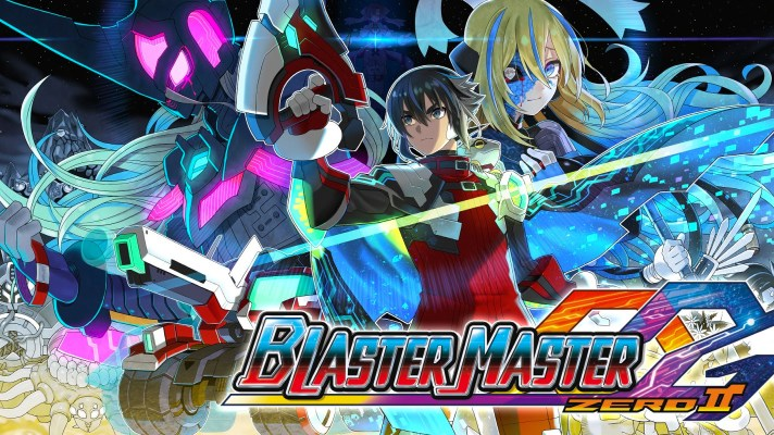 Blaster Master Zero 2 announced, out on Switch eShop today