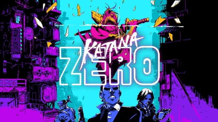 Katana ZERO is out now in Australia